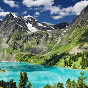 Базы горного Алтая